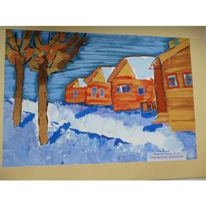 Объявлен конкурс «Мой дом. Моя земля»