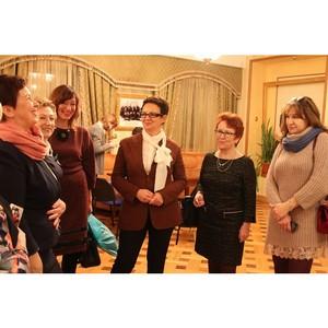 Активисты ОНФ в Коми провели комплекс мероприятий, посвященных Дню матери