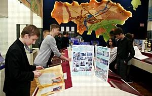 В музее ОАО «Саратовнефтегаз» состоялся цикл тематических экскурсий для школьников