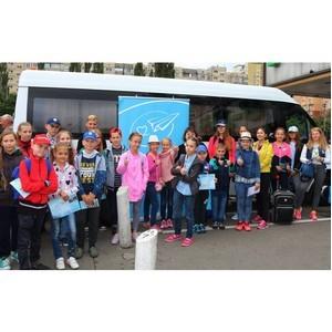 Фонд Янковского обеспечивает оздоровительный отдых детям из семей вынужденных переселенцев