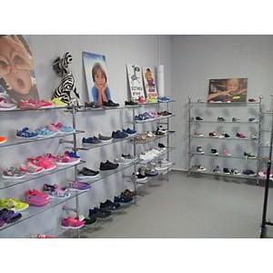 Формирование ассортимента магазина детской обуви
