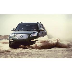 «Лифан Моторс Рус» начинает продажи кроссовера LIFAN X60 в России