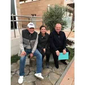 Маргарита Симонян и Тигран Кеосаян посадили оливу на курорте «Имеретинский»