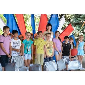 «Ульяновскцемент» принял участие в Акции