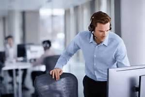 Лучшая офисная беспроводная гарнитура Jabra Evolve 75