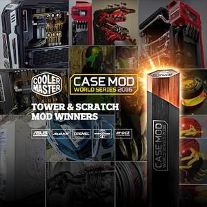 Объявлены победители конкурса модификации ПК Cooler Master «Case Mod World Series 2016»