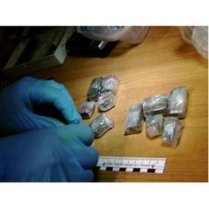Полицейские Зеленограда задержали двух жителей столицы с наркотиками