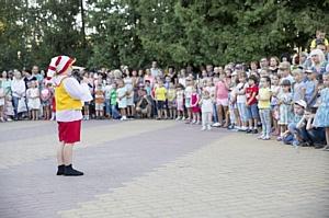 Стойленский ГОК устроит праздник для первоклашек