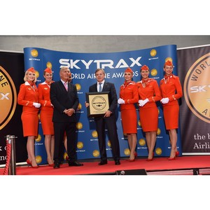 «Аэрофлоту» вновь присвоен рейтинг «4 звезды» от Skytrax