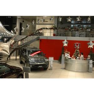 Новогодняя провокация в Хонда Отрадное!