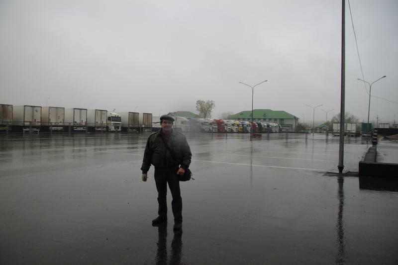 Командировка в Дагестан
