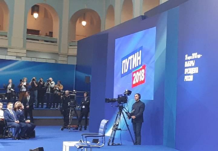 Представители челябинского штаба ОНФ приняли участие во встрече Путина с доверенными лицами