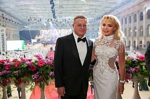 Пятнадцатый благотворительный Венский бал в Москве