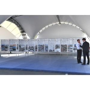 86 проектов заявлены на конкурс «Лучший реализованный проект в области строительства»
