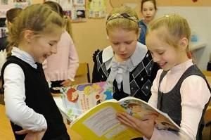 «Разговор о правильном питании» в школе Ярославля