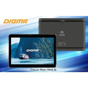 Digma Plane 1584S 3G: новинка в ассортименте планшетов Digma
