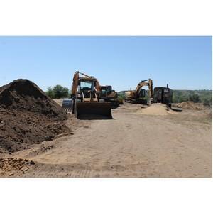 В ОНФ обеспокоены разработкой песчаного карьера в селе Воронежской области