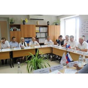 Эксперты ОНФ обсудили реализацию программы повышения производительности труда в Самарской области