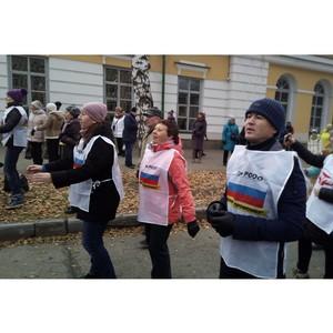 Удмуртэнерго приняло участие в мероприятиях, приуроченных к Дню государственности Удмуртии