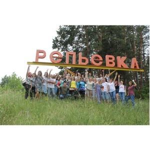 ОНФ организовал для студентов и преподавателей воронежских вузов туристическую поездку в Репьевку
