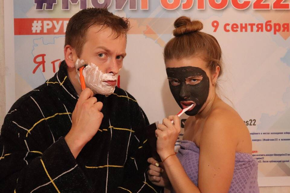 Студенты Рубцовского института (филиала) АлтГУ- победители конкурса «#Мойголос22»