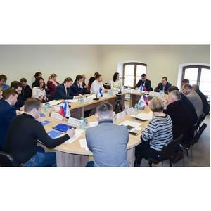 Заседание Комиссии по молодежной политике Союза машиностроителей России