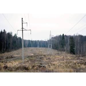 Марийские энергетики за 9 месяцев текущего года отремонтировали около 1,5 тыс. км ЛЭП