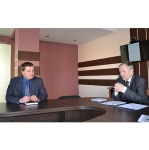 28 января в Кадастровой палате Курганской области состоялось совещание с начальниками отделов