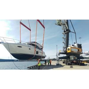 Курорт «Имеретинский» готовится к летнему яхтенному сезону