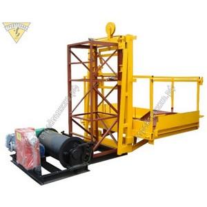Новый строительный подъёмник ПМГ увеличенной грузоподъёмности ПО Стройтехника - ТЭМЗ
