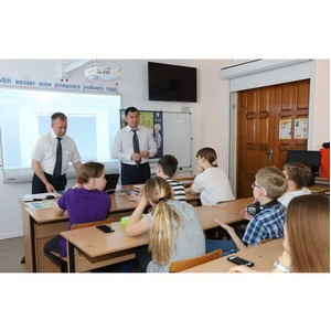 Энергетики «МРСК Волги» напомнили школьникам о правилах электробезопасности