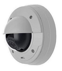 Круглосуточная защита с новыми Антивандальными камерами AXIS P3363-VE/P3364-VE