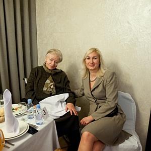 Заслуженный врач России стала гостем музыкального вечера учредителя БФ «Врачебное братство»