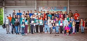 Работники Стойленского ГОКа побывали на турслете