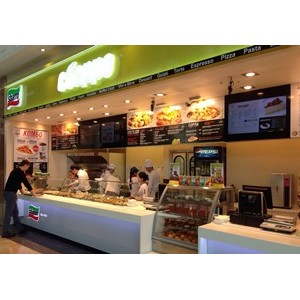 Легендарная сеть итальянских кафе «Сбарро»  пришла в Казахстан