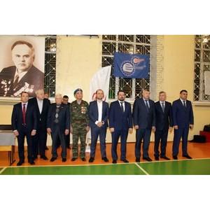 При поддержке БРО Союзмаш России в Уфе прошел городской турнир по боксу