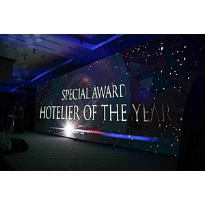 Russian Hospitality Awards в прямом эфире