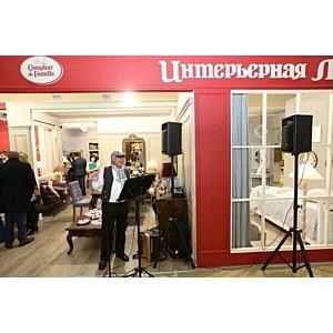 """""""Интерьерная Лавка"""" на международной выставке Мебель-2012"""