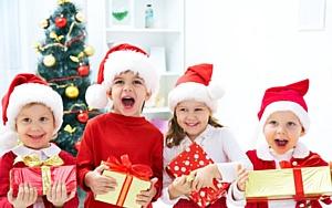 Бесплатная новогодняя программа развлечений для детей в Новосибирске