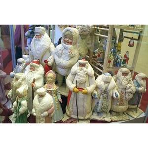 В Москве торжественно завершился фестиваль «История новогодней игрушки»