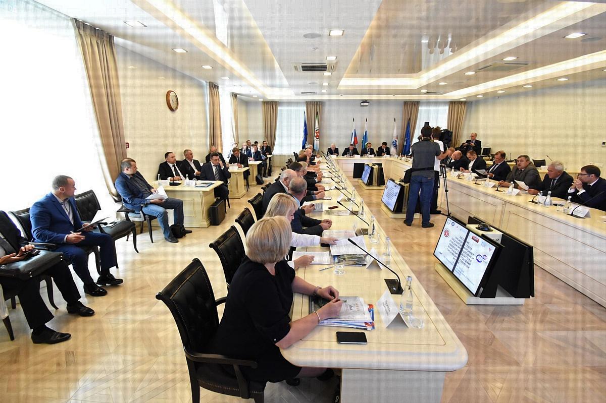 Расширенное заседание  на ПАО «МЗИК»
