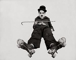 ACEX Group доставили Чарли Чаплина в Париж