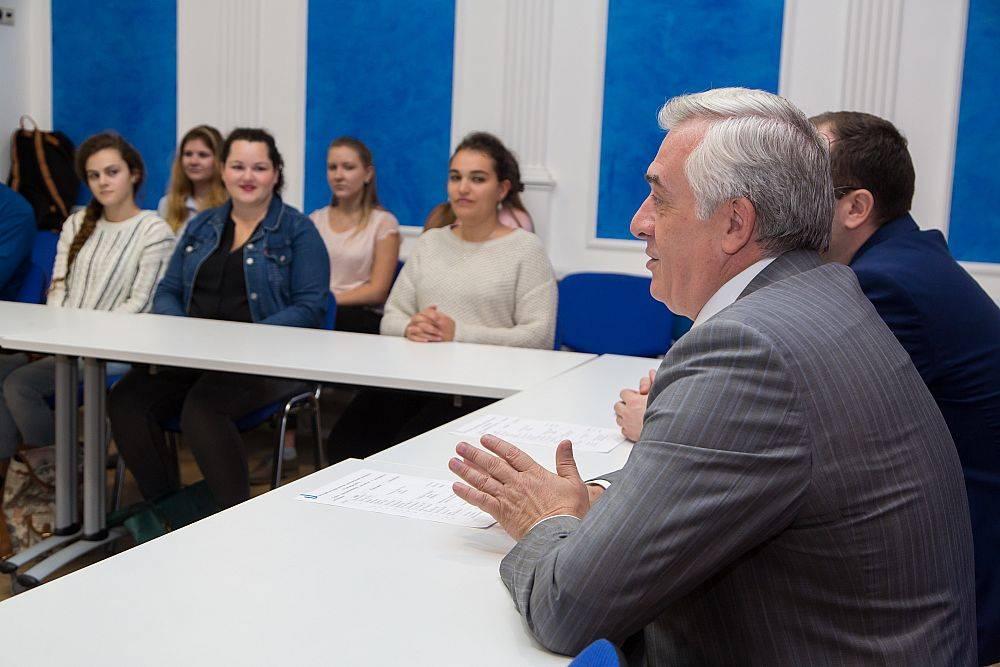 язык студенческий как международный