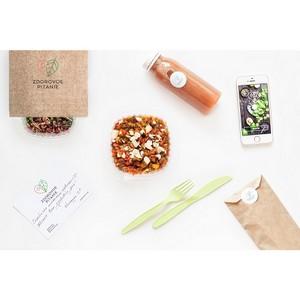 Мобильное приложение ZP —  быстрая доставка здоровой еды