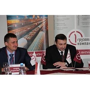 Андрей Кучеренко ПГК: «Ускорить оборот вагонов можно только сообща»