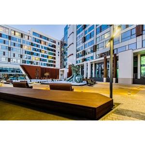 Подарки к праздникам - апартаменты в TriBeCa Apartments со скидкой до 23%