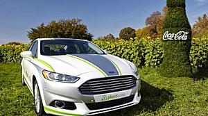 SGMG. Эко-поколение Ford Fusion Energi!