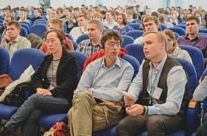 IT Universe на конференции «Нейрокомпьютерный интерфейс: наука и практика. Самара - 2016»