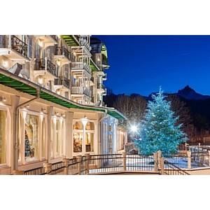 Новогодние каникулы в заснеженных Альпах в роскошном отеле Cristallo SPA&Golf