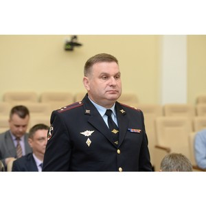 Олег Баранов представил нового руководителя УВД по Зеленоградскому административному округу